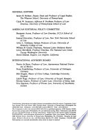 Comparative Labor Law Journal  , Band 16