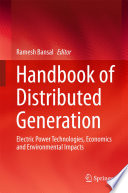 Handbook of Distributed Generation
