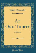 Read Online At One-Thirty Epub