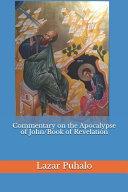 Commentary On The Apocalypse Of John Book Of Revelation