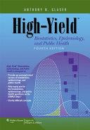 High-yield biostatistics, epidemiology & public health (2014)