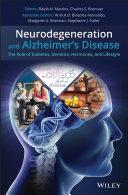 Pdf Neurodegeneration and Alzheimer's Disease Telecharger
