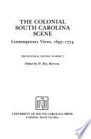 The Colonial South Carolina scene