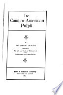 The Cambro American Pulpit