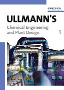 Ullmann s Chemical Engineering and Plant Design