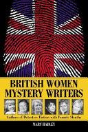 British Women Mystery Writers