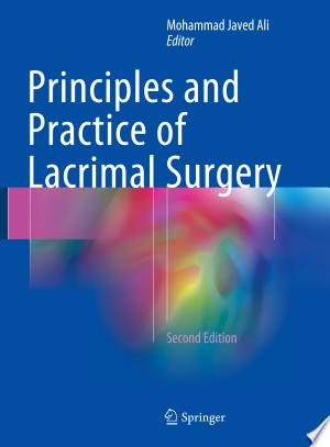 Download Principles and Practice of Lacrimal Surgery Free PDF Books - Free PDF