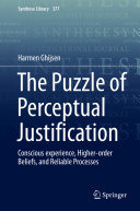The Puzzle of Perceptual Justification ebook