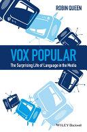 Vox Popular Pdf/ePub eBook