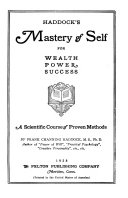Haddock's Mastery of Self for Wealth, Power, Success