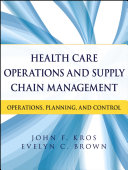 Health Care Operations and Supply Chain Management Pdf/ePub eBook