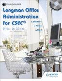 Longman Office Administration For Csec