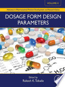 Dosage Form Design Parameters