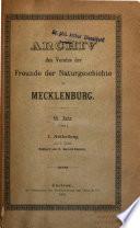 Die weiden in Mecklenburg