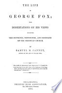 The Life of George Fox