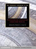 The Cambridge Companion to the Twentieth Century English Novel