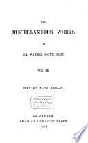 Life Of Napoleon