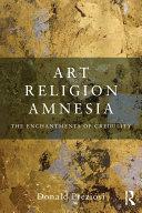 Pdf Art, Religion, Amnesia