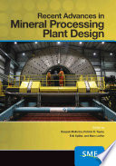 Recent Advances in Mineral Processing Plant Design Book