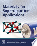 Materials for Supercapacitor Applications