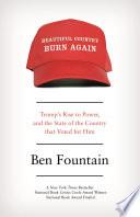 Beautiful Country Burn Again Book