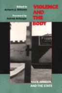 Violence and the Body Pdf/ePub eBook