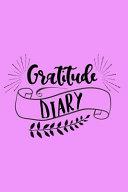 Gratitude Diary Book