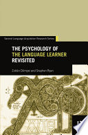 The Psychology of the Language Learner Revisited Book