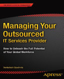 Pdf Managing Your Outsourced IT Services Provider Telecharger