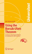Using the Borsuk Ulam Theorem