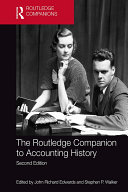 The Routledge Companion to Accounting History Pdf/ePub eBook
