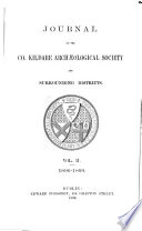 Journal of the County Kildare Archaeological Society