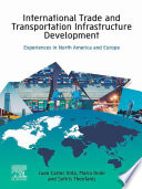 International Trade and Transportation Infrastructure Development Book