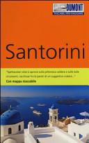 Guida Turistica Santorini. Con mappa Immagine Copertina
