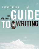 I  E  Harbrace Guide to Writing