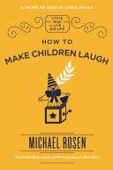 How to Make Children Laugh Pdf/ePub eBook