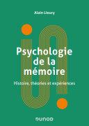 Pdf Psychologie de la mémoire Telecharger