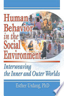Human Behavior in the Social Environment Book