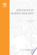 Advances in Marine Biology Book