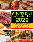Atkins Diet Cookbook 2020 Book