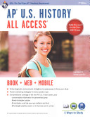AP R  U S  History All Access Book   Online   Mobile