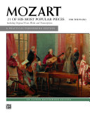 Mozart, 21 of His Most Popular Pieces