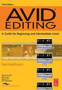 Pdf Avid Editing