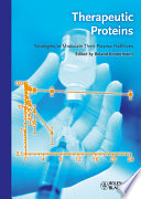 Therapeutic Proteins Book PDF