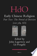 Early Chinese Religion