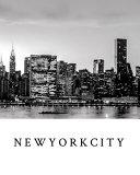 New York City Iconic Skyline  ir Michael Desigher Blank Creative Journal
