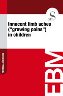 Innocent limb aches (growing pains