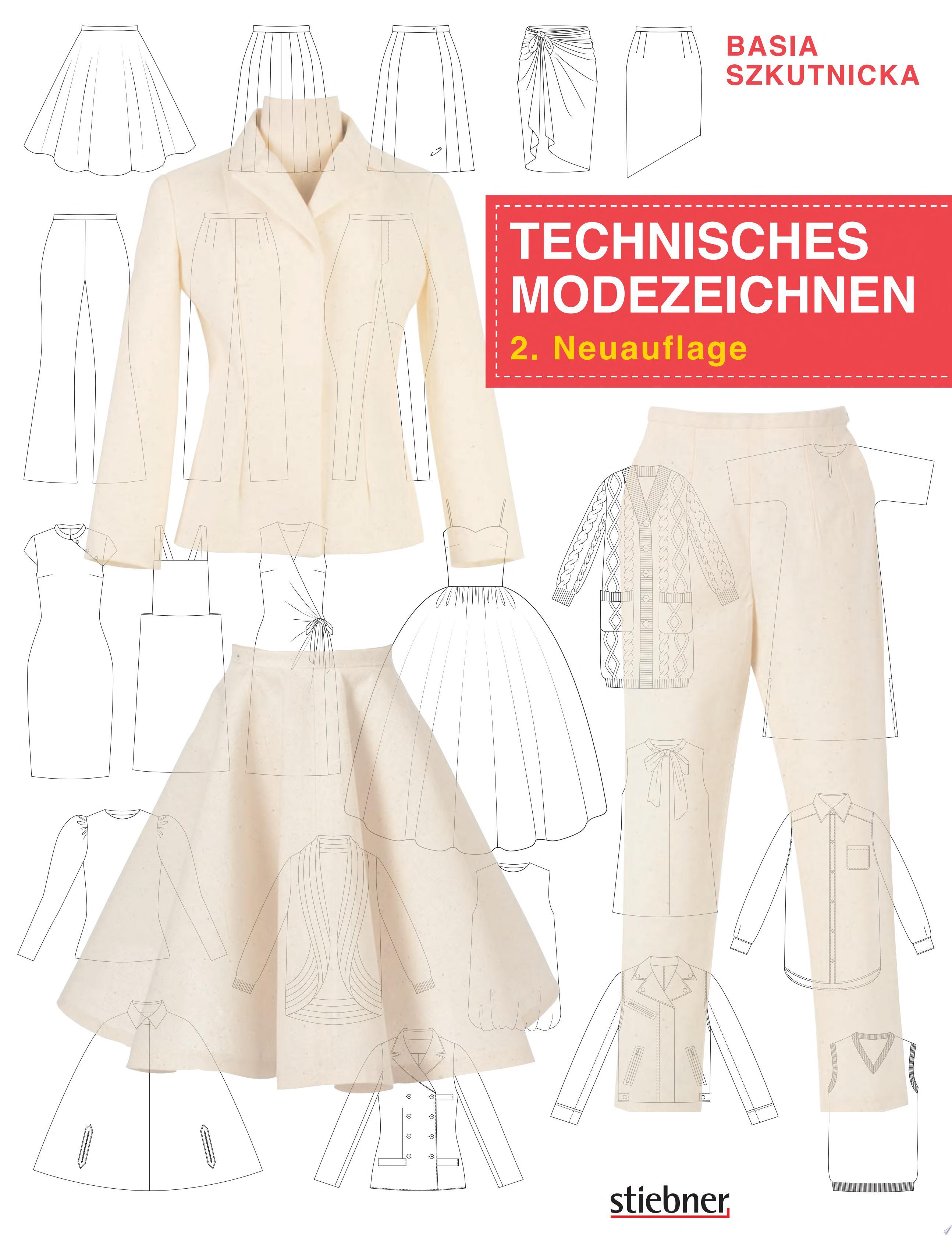 Technisches Modezeichnen