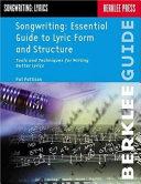 Managing Lyric Structure