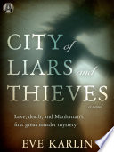 City of Liars and Thieves Book